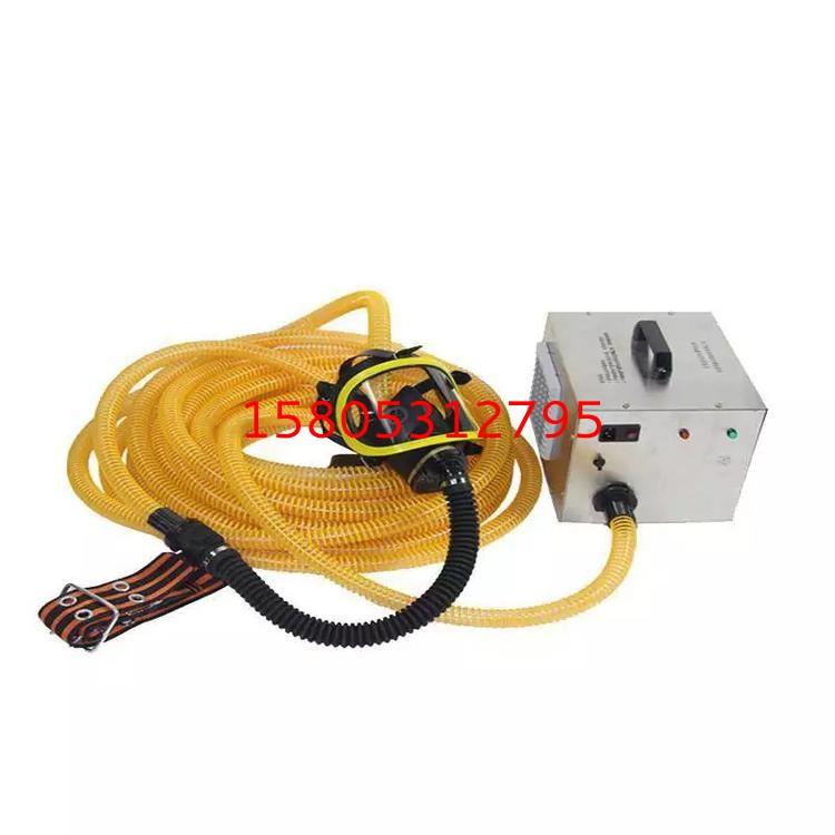 长管呼吸器生产厂家 AHK2-4电动送风长管呼吸器送风式长管呼吸器